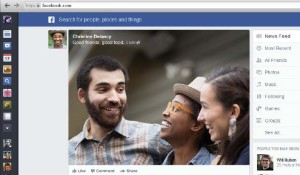 Facebook Feeds New Design