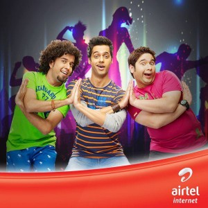 Airtel 3G ICR with Vodafone Idea