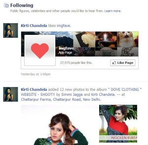 Facebook News Feeds Mobile Ads