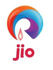 Official Logo of Reliance Jio Infocomm