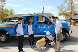 What is Google Fiber Project