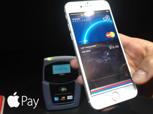 Apple Pay vs Chinese QR Codes